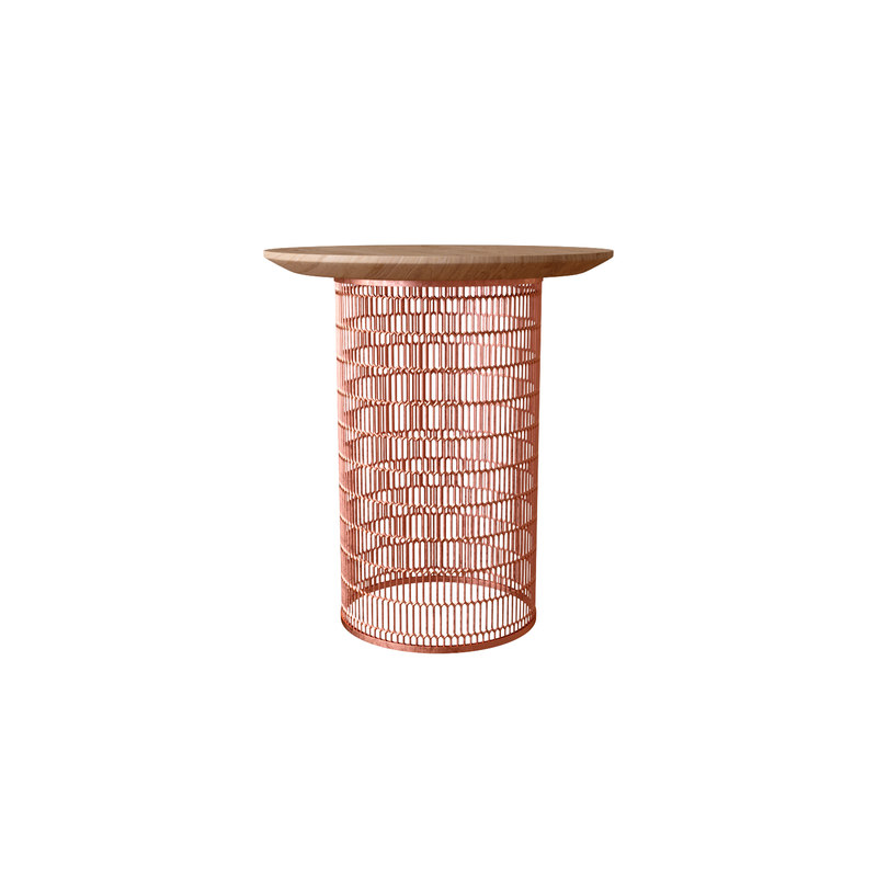 kettal mesh table 3D