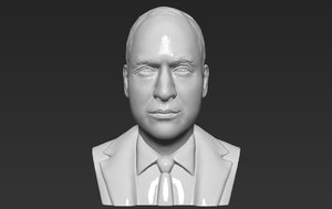 prince william bust ready model