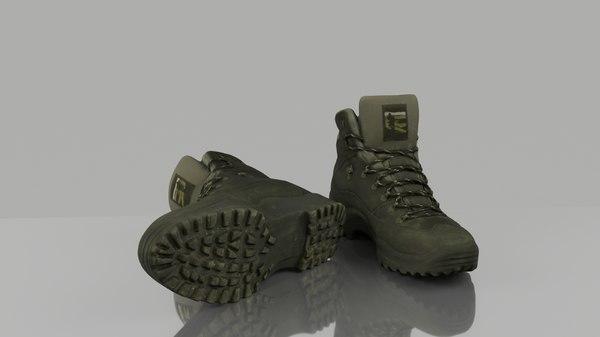 3D boot games