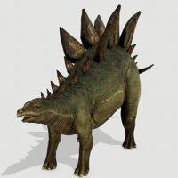jurassic dinosaurs 3D