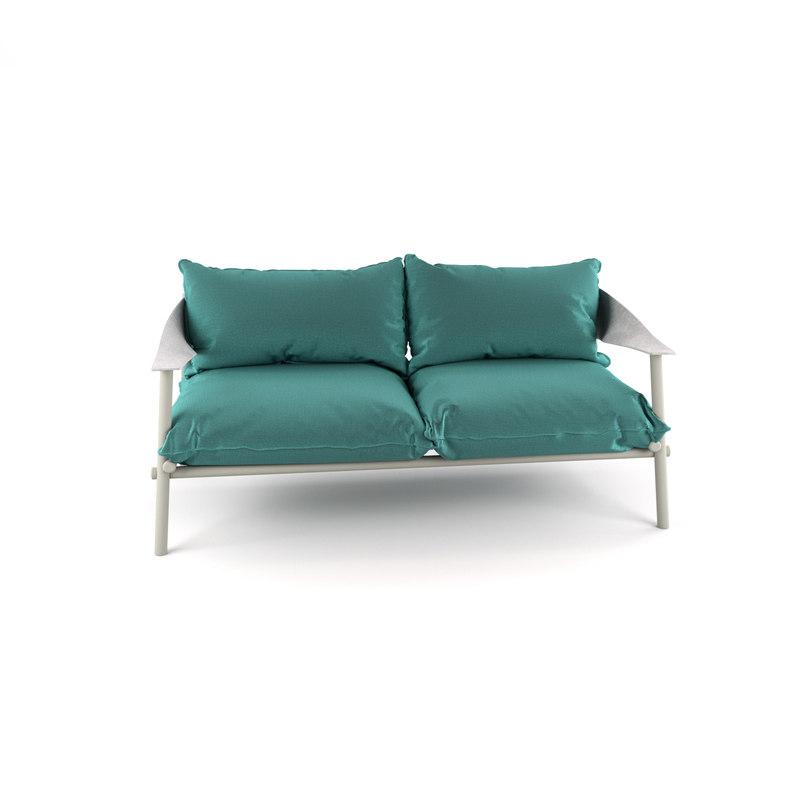 3D model terramare seats sofa