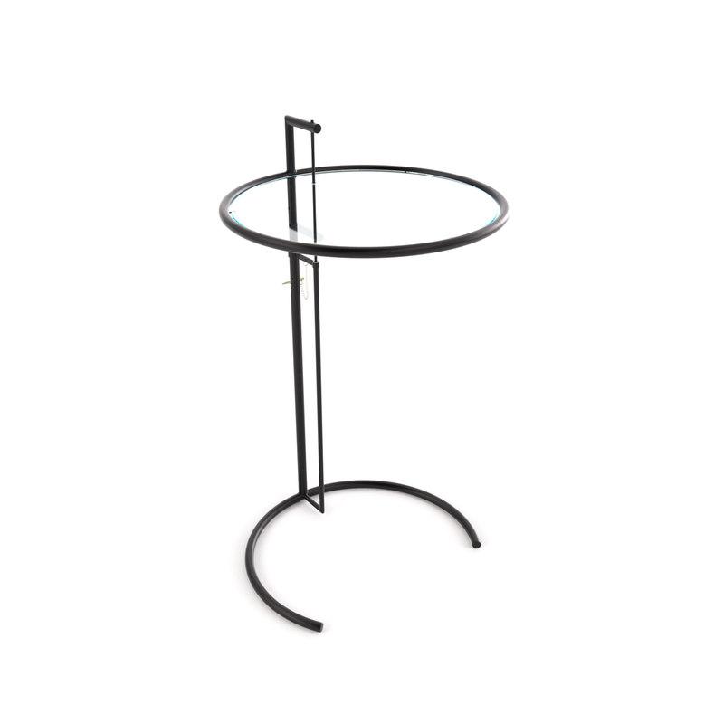 3D coffee table adjustable cigarette
