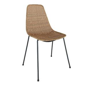 chair rattan furniture 3D model