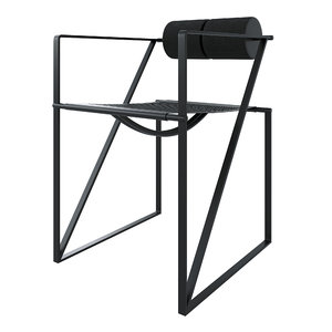 seconda armchair model