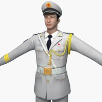 China Naval Guard of Honor (Dresses)