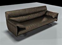 3D anthon sofa