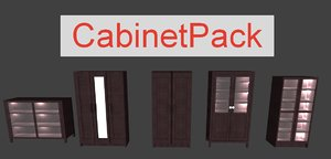 furniture cabinet pack buffets model