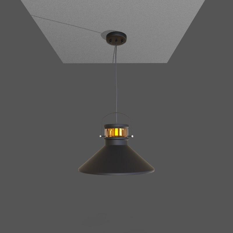 lamp wunderlight 94636 3D