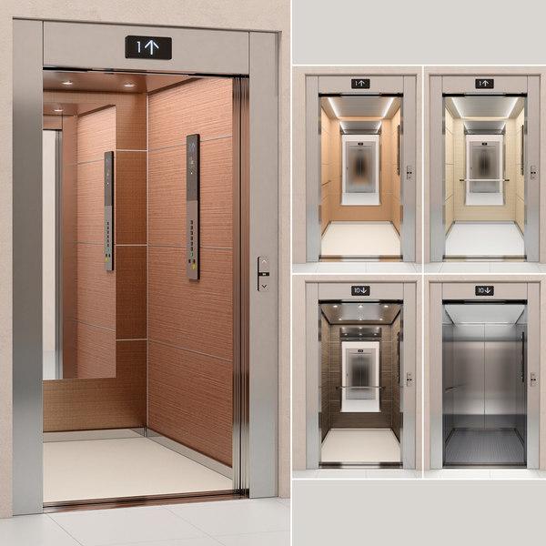 3D elevator kone nanospace