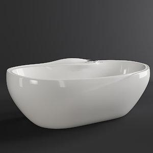 noken vitae bath 3D model