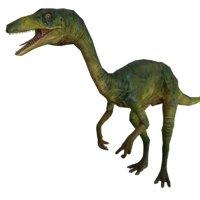 3D compsognathus model