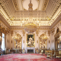 Buckingham Palace - White Room