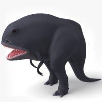 blurrg beasts 3D model