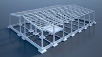 Prefabricated Industrial Building