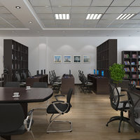 office interior 3D model