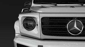 mercedes benz g 350d 3D model