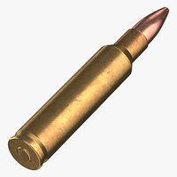 Bullet 45 mm NATO Laying