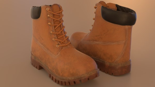 hiking boots timberland model