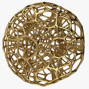 3D ball sphere geometry model