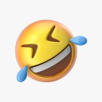 emoji 4 rolling floor 3D