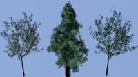 HD Tree pack