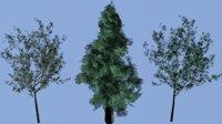 HD Tree pack