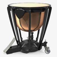 Yamaha Hammered Copper Concert Timpani