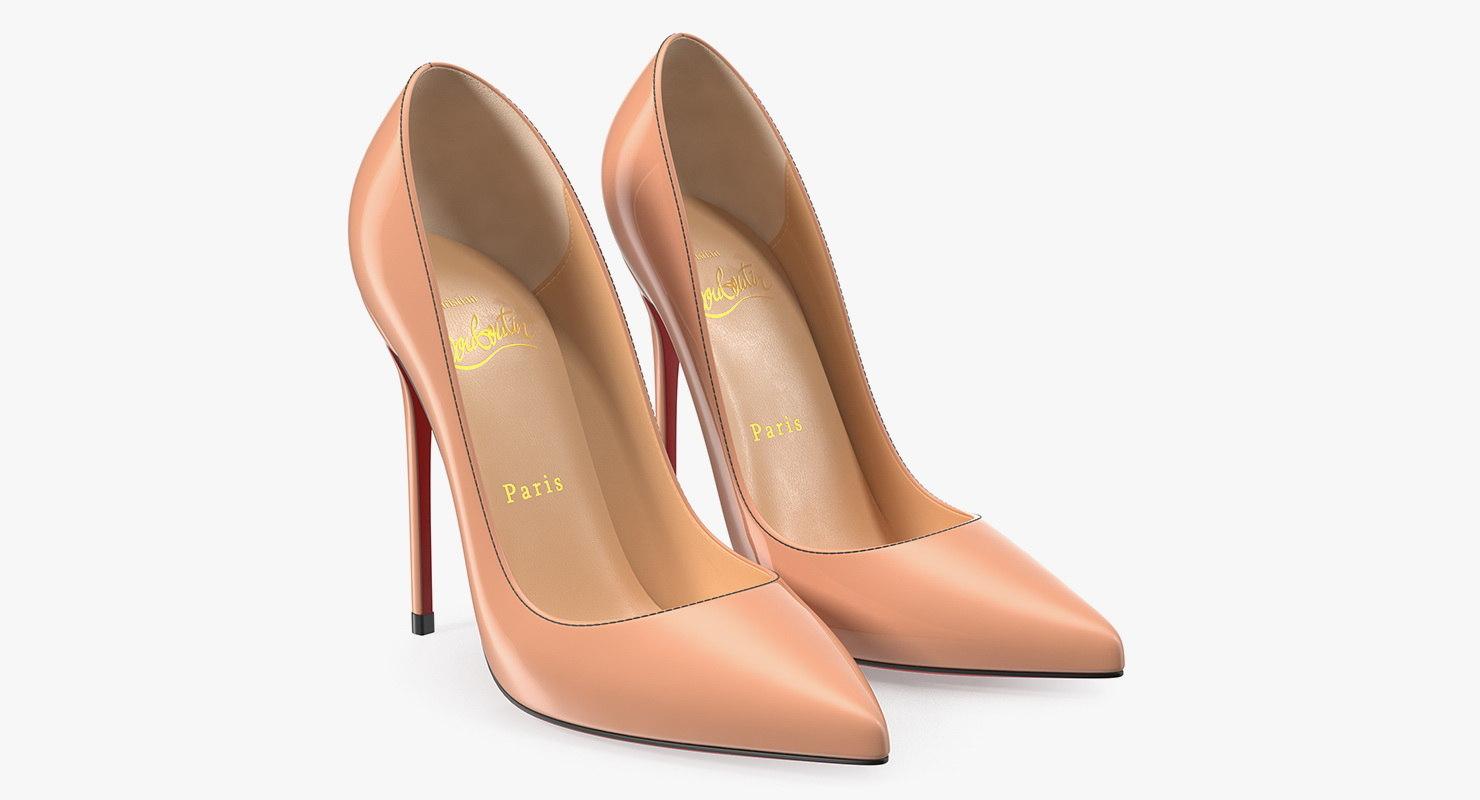 Louboutin De Christian Zapatos Mujer Yg7yf6bv
