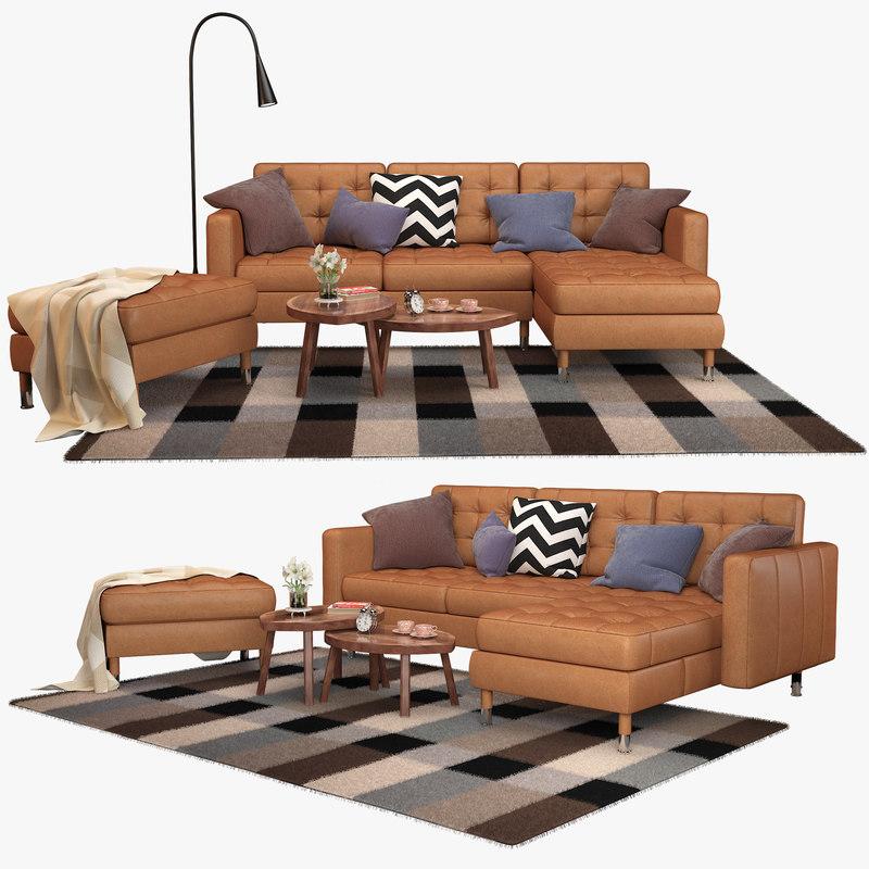 Led Set Landskrona Delaktig Tables Sofa With Stockholm Of Ikea Lamp And bg7Yyvf6