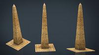 obelisk model