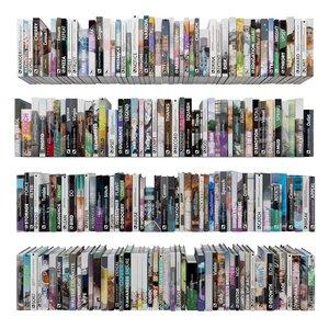 shelve bookcase model