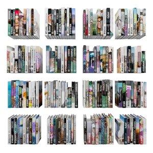 3D shelve bookcase model