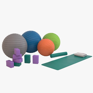 3D yoga pilates gear