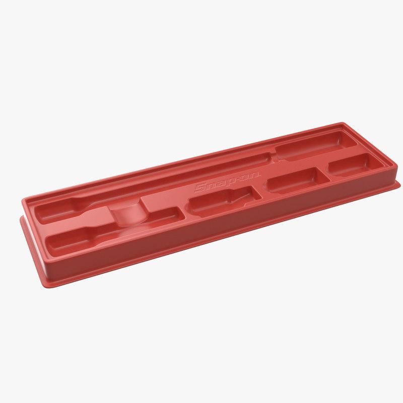 socket tools box 3D model