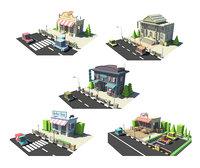 fivestore01 store 3D