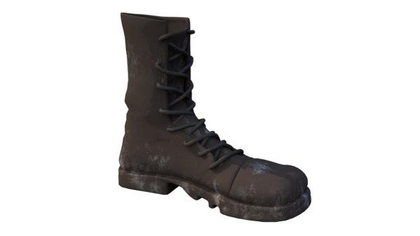 3D boot