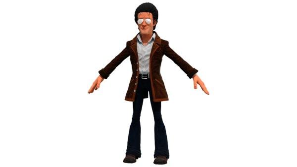 character 3D