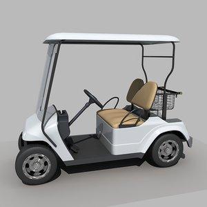 golf cart model