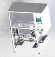 elevator type loading unloading 3D model