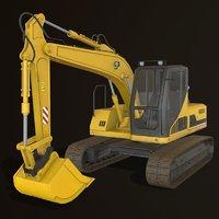 construction 3D model