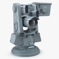 3D model target designator