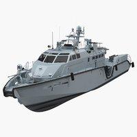 mark vi patrol boat 3D