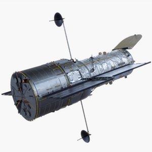 hubble space model