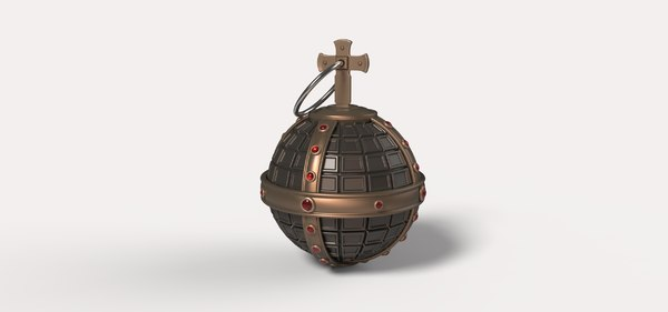grenade holy movie 3D