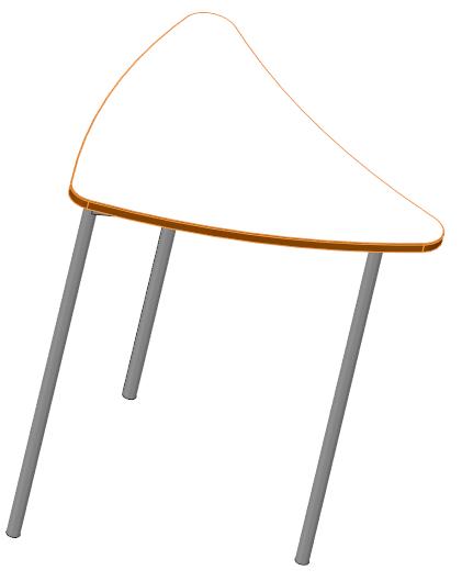school table 3D