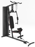 multi gym equipment 3D
