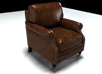 clifford armchair 3D model