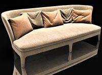 febo sofa 3D model