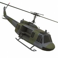 bell 3D model