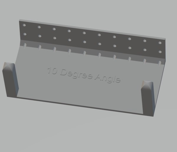 knife beveling 3D model